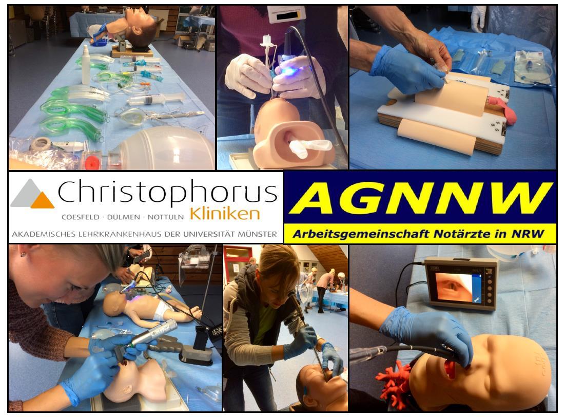 Coesfelder Workshop Präklinisches Atemwegsmanagement