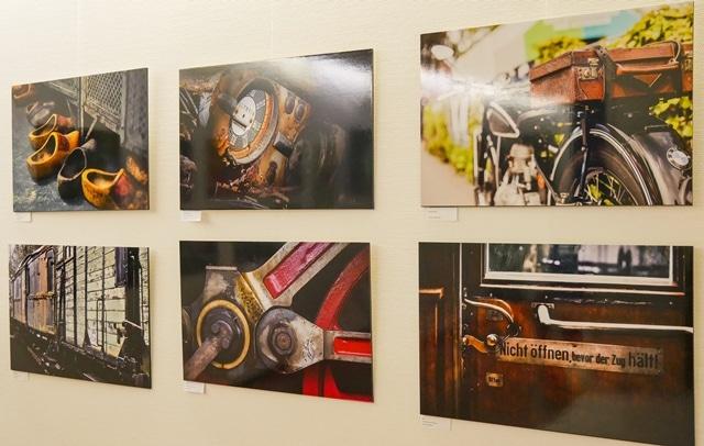 Christophorus-Kliniken Standort Coesfeld Fotoausstellung