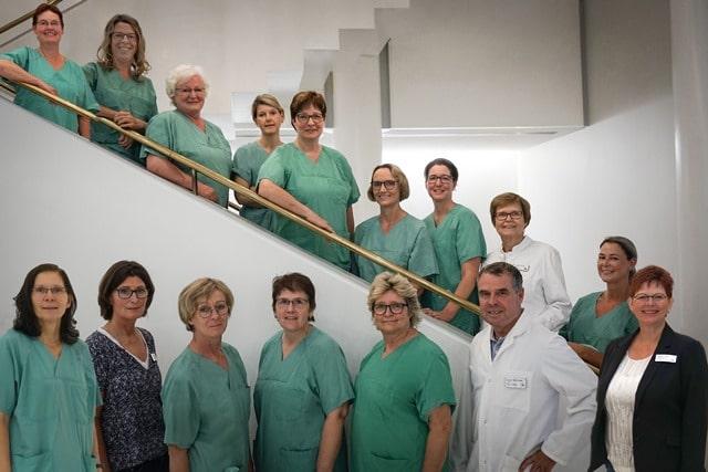 Christophorus-Kliniken Ambulantes OP-Zentrum AOP feiert 20 Jahre Bestehen