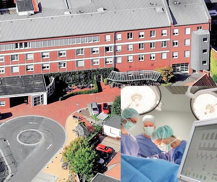Christophorus Kliniken Coesfeld OP-Saele sind wieder einsatzbereit