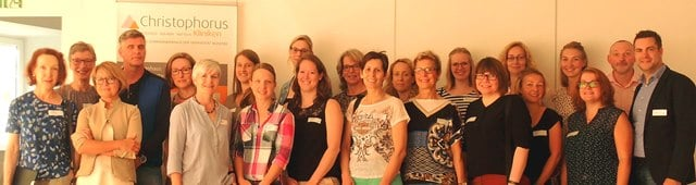 Christophorus-Kliniken Erster Duelmener Therapeutenkongress erfolgreich Netzwerk Duelmener Therapeuten gegruendet