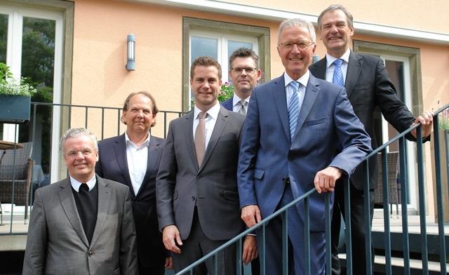 Festakt Verabschiedung Norbert Helming Einfuerung Dr Jan Deitmar