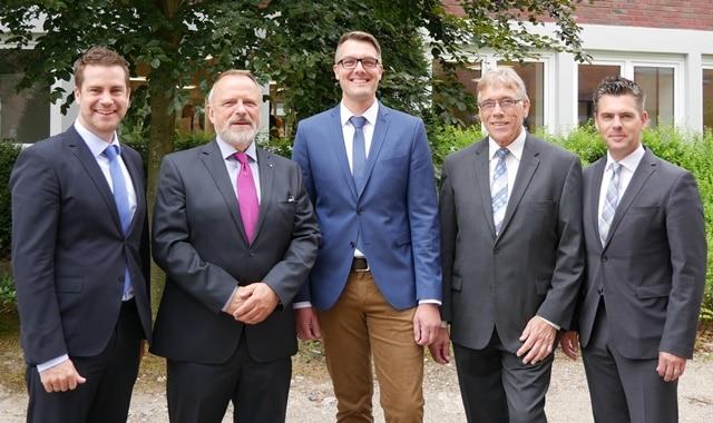 Christophorus-Kliniken Michael Paschert wird Pflegedirektor am Standort Duelmen