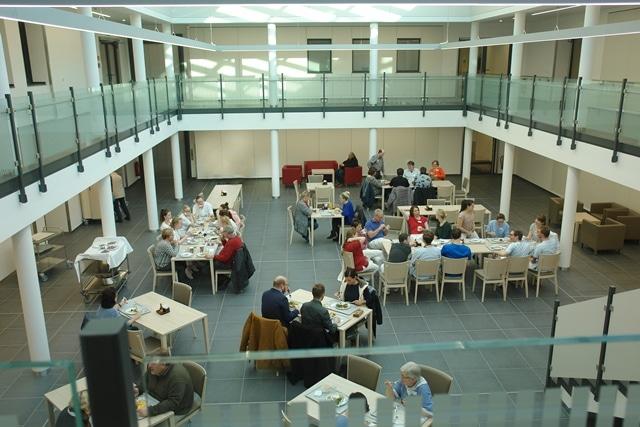 Eroeffnung Cafeteria Christophorus-Kliniken Duelmen