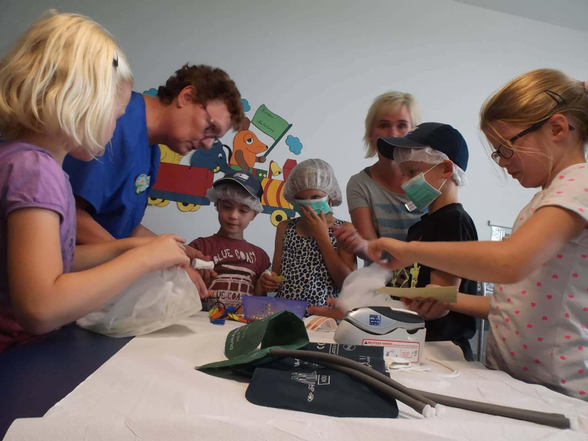 Ferienprogramm Christophorus Kliniken