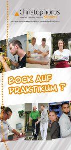 Praktikum in den Christophorus-Kliniken