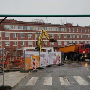 Christophorus-Kliniken Neubau Geburts- und Hebammenzentrum
