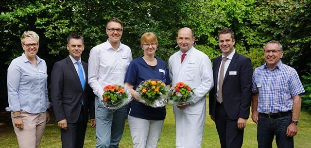 Christophorus-Kliniken Neuer Aerztlicher Direktor Dr. Krings
