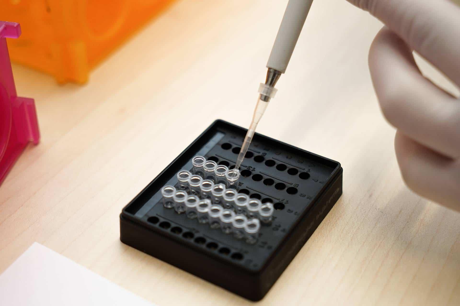 Labor Christophorus Kliniken Virus-Mutationen