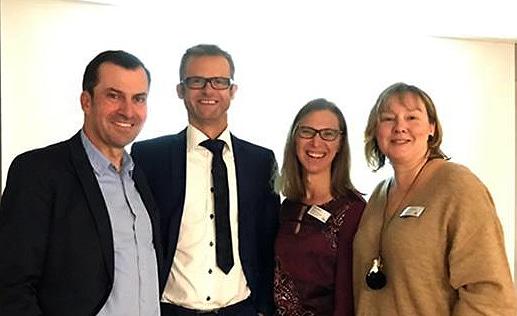Christophorus-Kliniken Neurologieteam bot Infoabend zu Multiple Sklerose MS