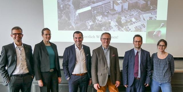 Christophorus-Kliniken Neurologische Klinik schul 90 Fachleute auf Symposium zu neurologischem Notfall