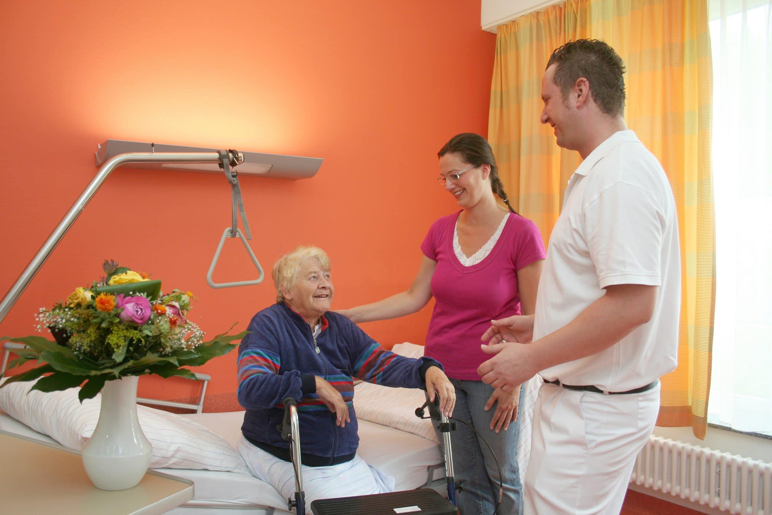 Pflegekurs für Angehörige in Dülmen