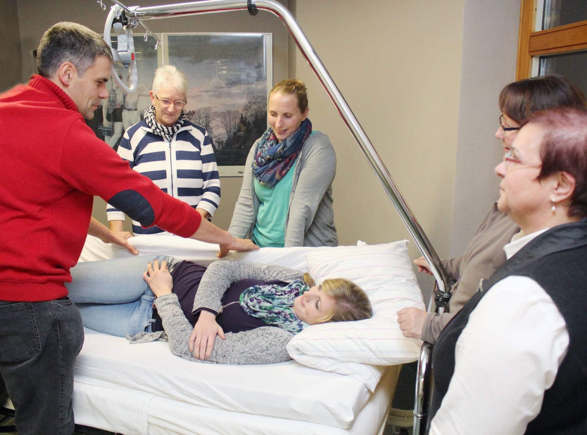 Pflegekurs für Angehörige - kostenloses Seminar in Dülmen
