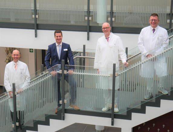 Christophorus Kliniken Vorstellung neue Leistungen Lungenerkrankungen Herzrhythmusstörungen