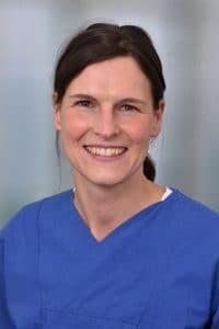Christophorus-Kliniken, Dr. Anna Siemes, Obrärztin