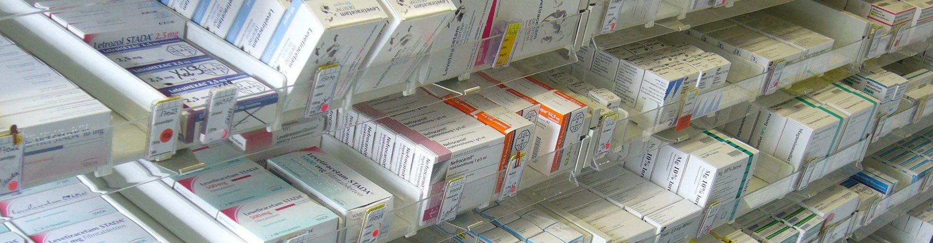 Medikamente des akademischen Lehrkrankenhauses